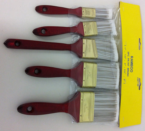 5pc Artist Brush Set