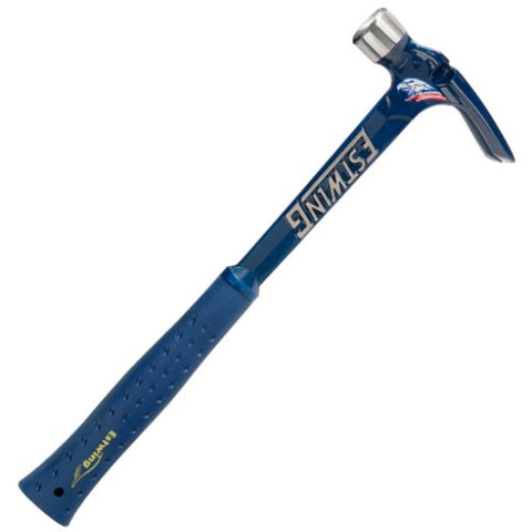 ESTWING E6/19S 19OZ BLUE VINYL GRIP GRIPPED HANDLE ULTRA CLAW HAMMER