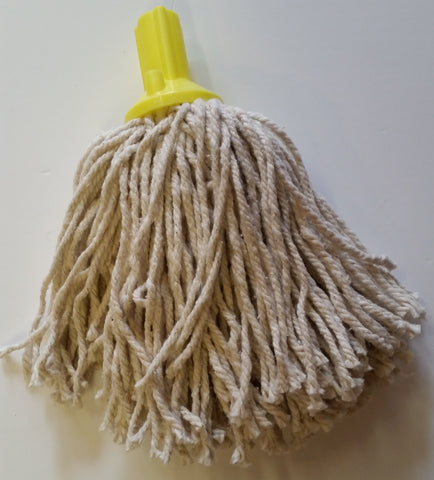 Exel Socket 200g Polyester Yarn Mop Head Removing & Replacing Mop Head Absorbent