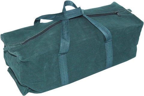 HEAVY DUTY CANVAS ZIP TOOL BAG 30""