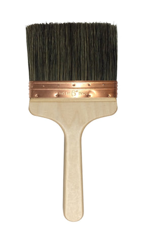 "6"" Plastering Water Splash Brush Mixed Bristle"