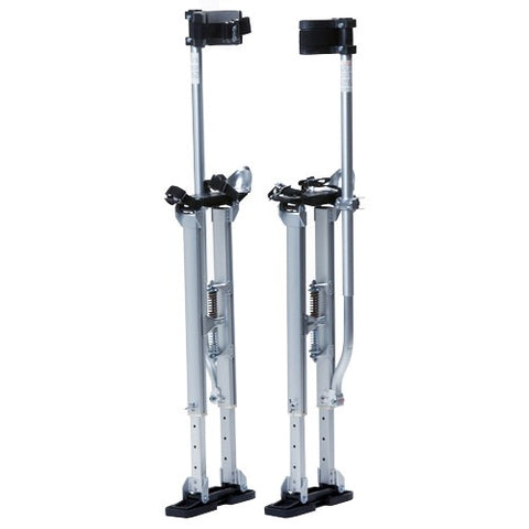 Sur-Pro Single Sided Aluminium Quad Lock Stilts 18-30""