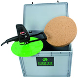 Eibenstock Sponge Smoothing Machine EPG400 KIT 240v