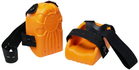 Ergo kneepads orange