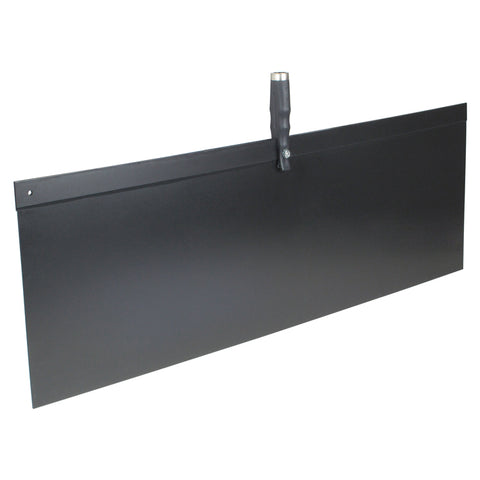 "Kraft 36""x12"" Spray Shield"