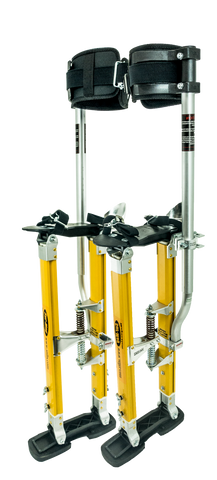 Sur-Pro Single Sided Magnesium Quad Lock Stilts 18-30""