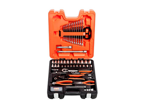 Bahco 81 PC. Socket & Mechanical Set
