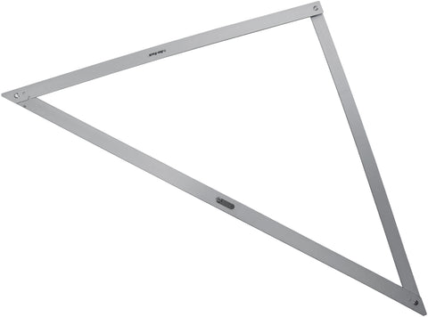 "Amtech 60cm (24"") Folding Square"