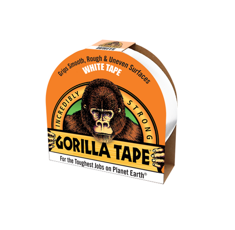 Gorrila Glue White Tape 27m