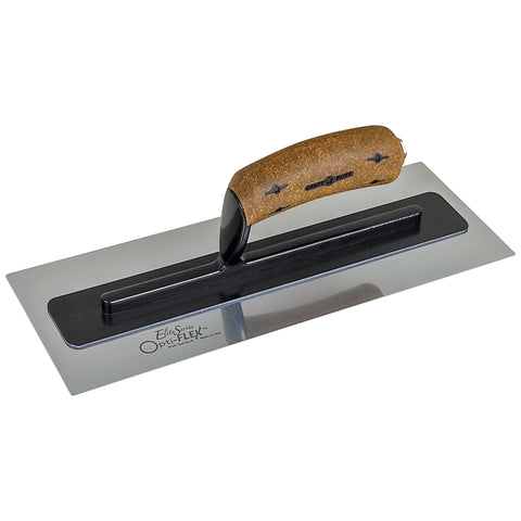 "Kraft OptiFLEX™ Finishing Trowel 14"" x 5"""