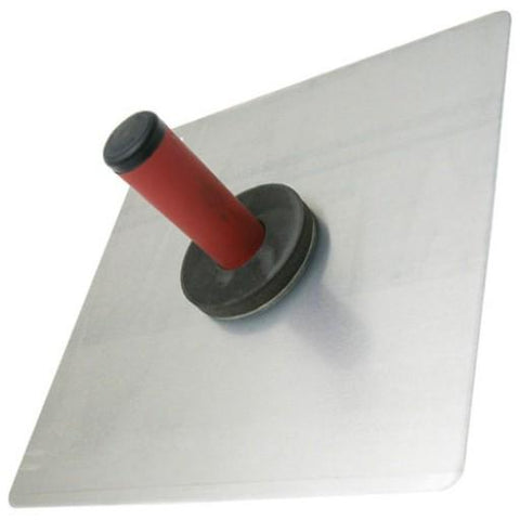"Marshalltown 13 1/2"" x 13 1/2"" Hawk Aluminium with Durasoft Handle"