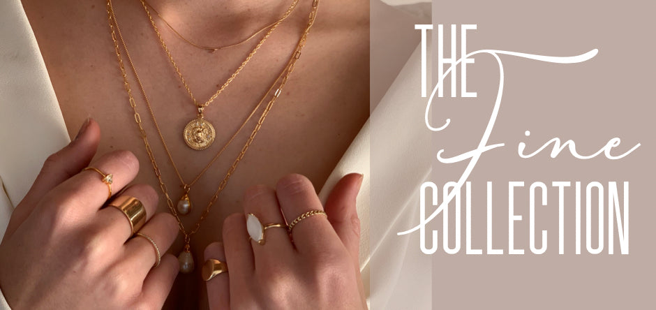 The Fine Collection by Erin Fader Jewelry
