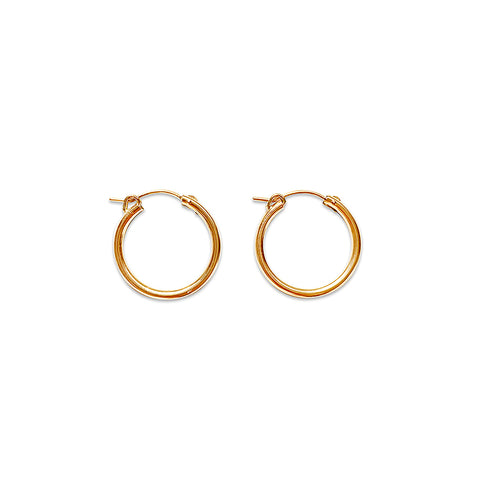 22mm Hoop Earrings