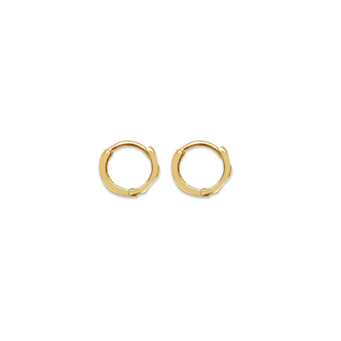 Place In My Heart 14k Baby Hoops