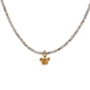 Talisman Choker with Butterfly Charm