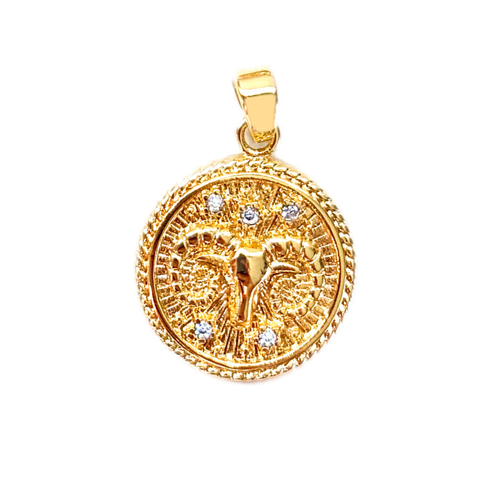 In the Stars Zodiac Necklace - Aries