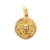 In the Stars Zodiac Necklace - Taurus