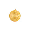 Zodiac Medallion Necklace - Sagittarius