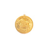 Zodiac Medallion Necklace - Taurus