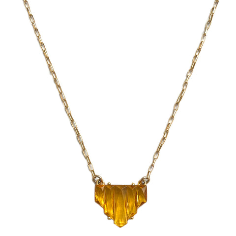 Topaz Deco Dreams Necklace
