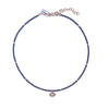 Talisman Choker with Evil Eye