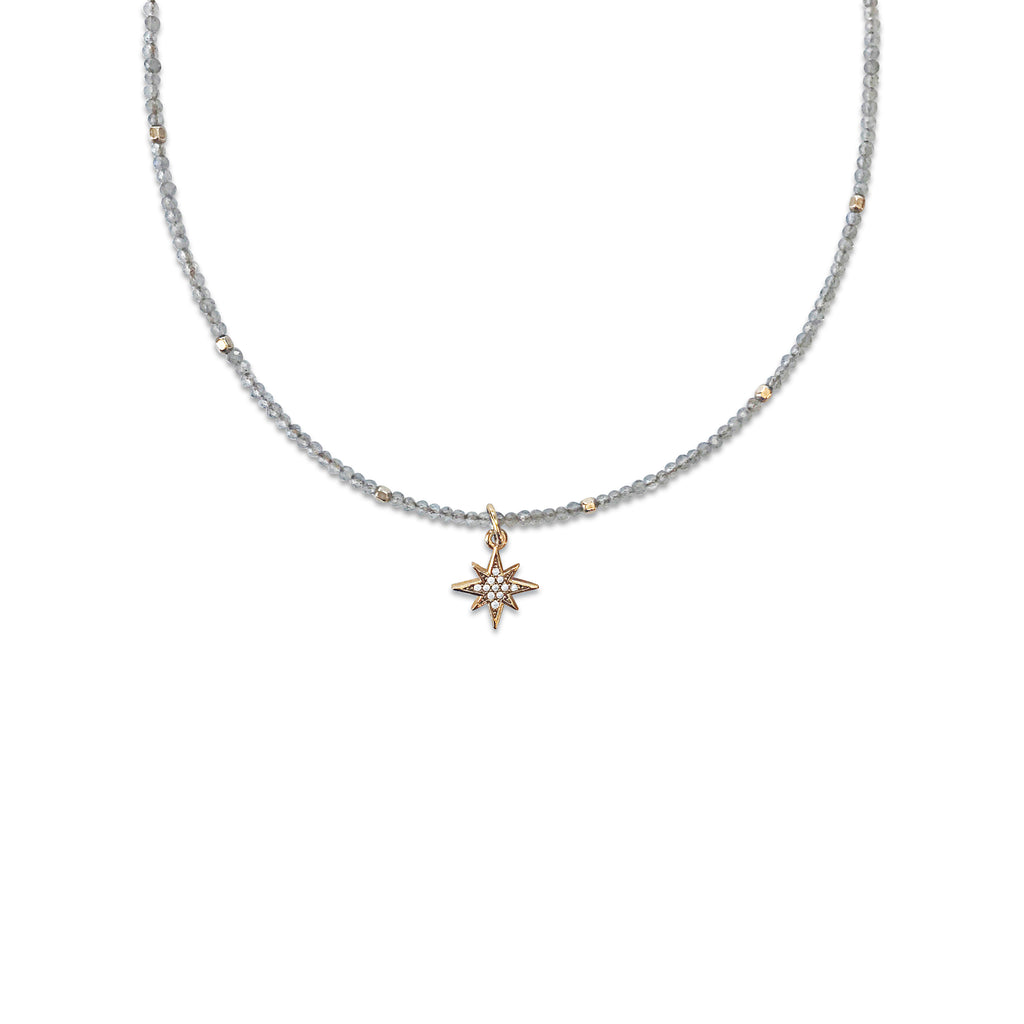 Talisman Choker with Starburst