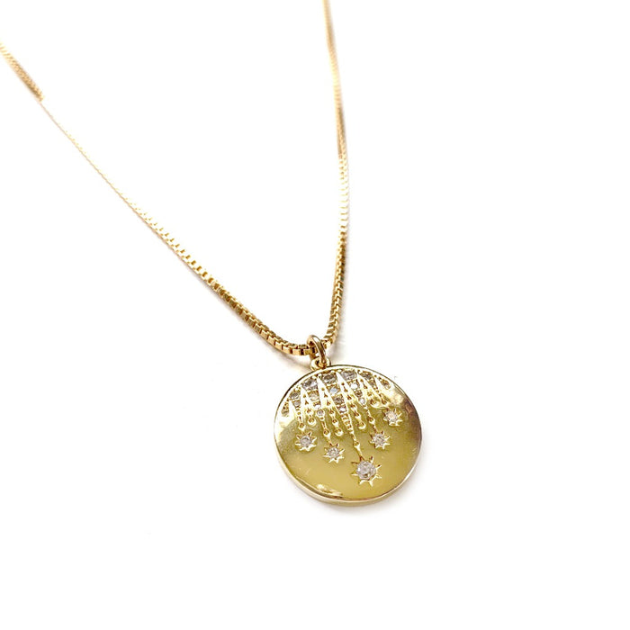 Shoot for the Stars Necklace - Mama Collection