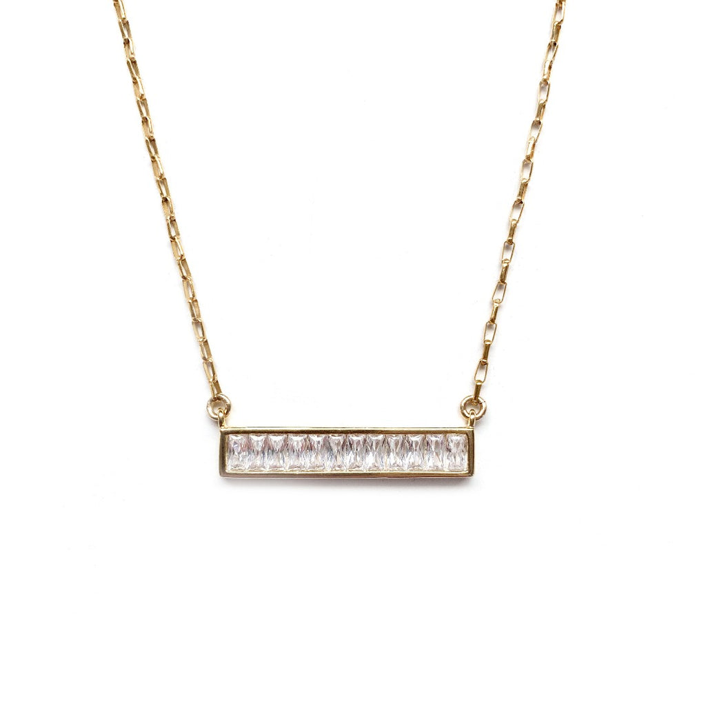 Marilyn Bar Necklace