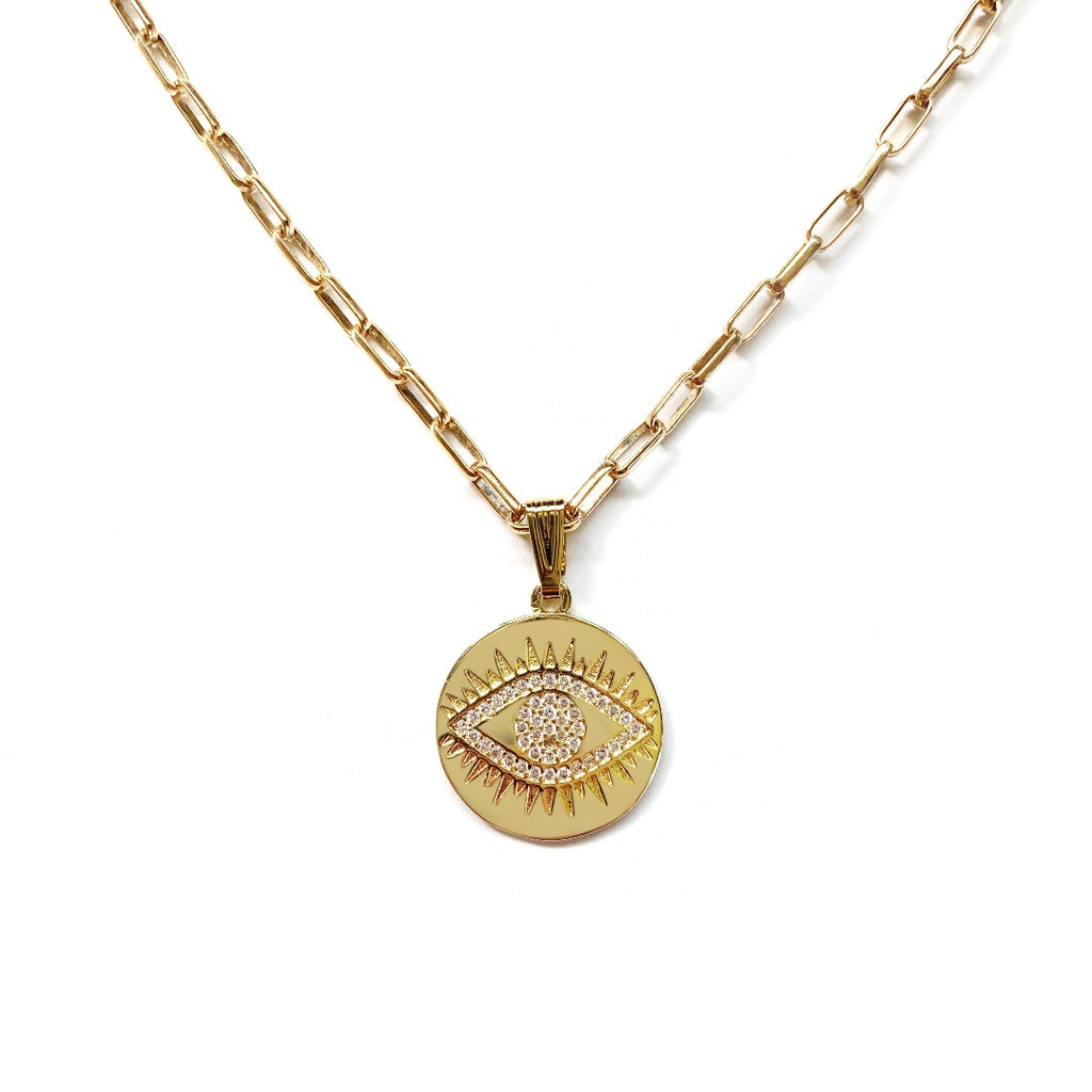 Eye of Wisdom Necklace