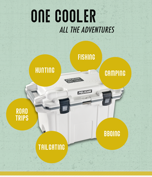 One Cooler, All the Adventures