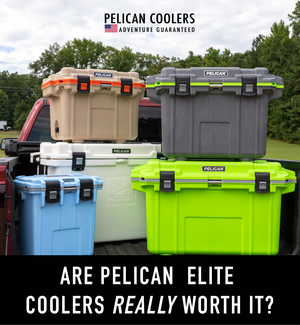 Are Pelican Elite Coolers Really Worth It?