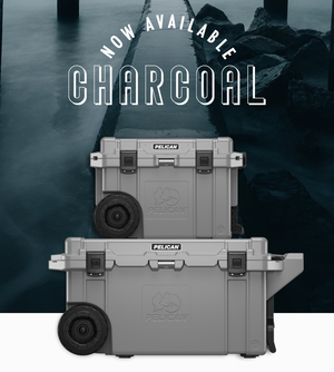 Charcoal Wheeled Coolers Now Available