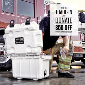 Time to Trade-In Your Cooler & Get $50 Off