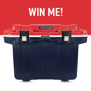 Red/White/Blue 50Qt Giveaway | Ends 6/30/18