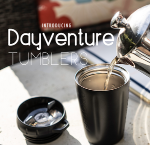 Introducing the Dayventure Pelican Tumblers