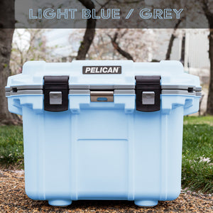 New Product: Light Blue / Grey Pelican Elite Coolers