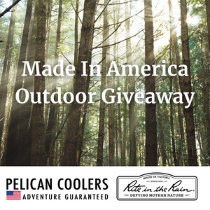 Pelican Coolers + Rite in the Rain Giveaway