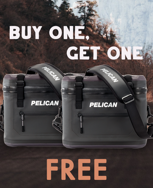 Buy One Soft Cooler, Get One Free