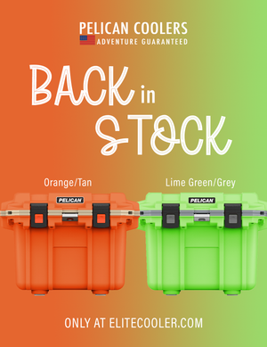 Lime Green/Grey and Orange/Tan: Back in Stock!