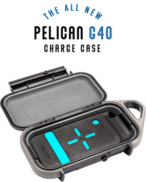 Extra Power on the Go: Introducing the Pelican G40 Charge Case