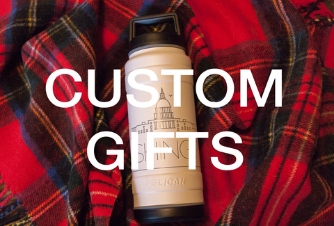 Shop custom Pelican gifts