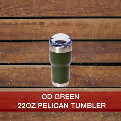Buy Now 22oz Pelican Tumbler