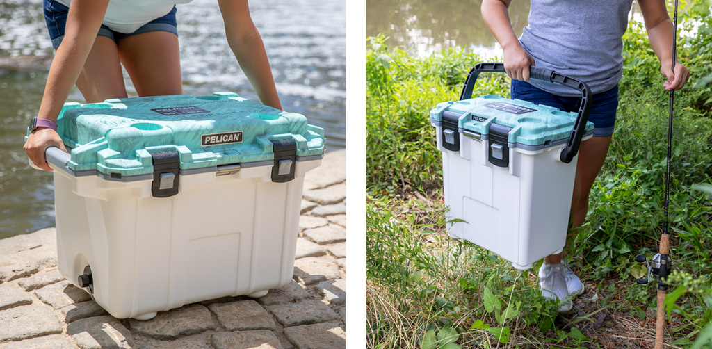 Realtree Fishing Pelican Elite Coolers  - PelicanCoolers.com