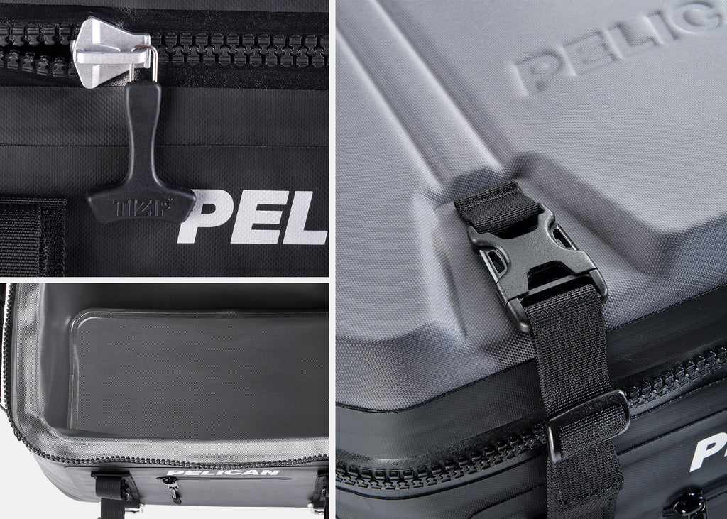 Pelican™ Soft Cooler Core Features