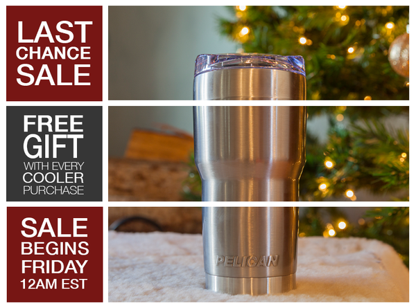 Last Chance Christmas Sale + Free Gift!