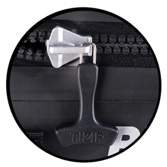 TIZIP ZIPPER 100% Leak-proof
