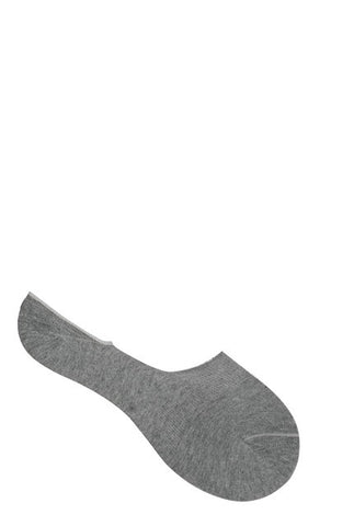 10118 Mens Socks - The No Show Solid Sock