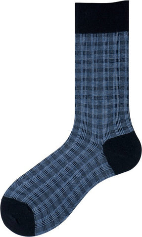 301157 PUNTO Mens Socks - Overcheck Ank