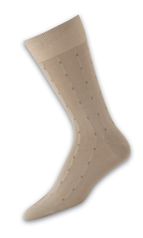 302008 Mens Socks - Vertical Stripe Ank