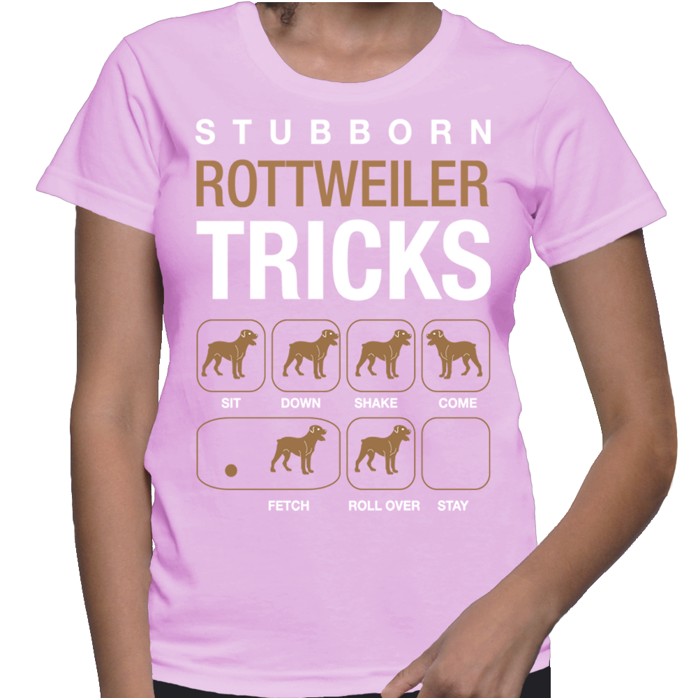 Dogs Stubborn Rotweiler Tricks